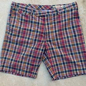 "Polo RALPH LAUREN ""India Madras"" Shorts 35"